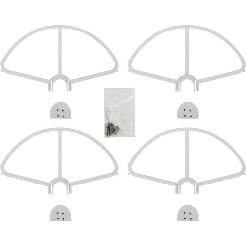 re-fuel Snap-On Propeller Guard for DJI Phantom 3 (Set of Four)