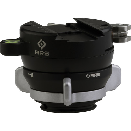 Really Right Stuff TA-2U Leveling Base with Lever-Release Clamp