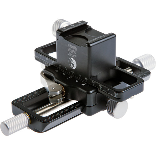 Really Right Stuff Premium Single Axis Macro Focusing Rail Package