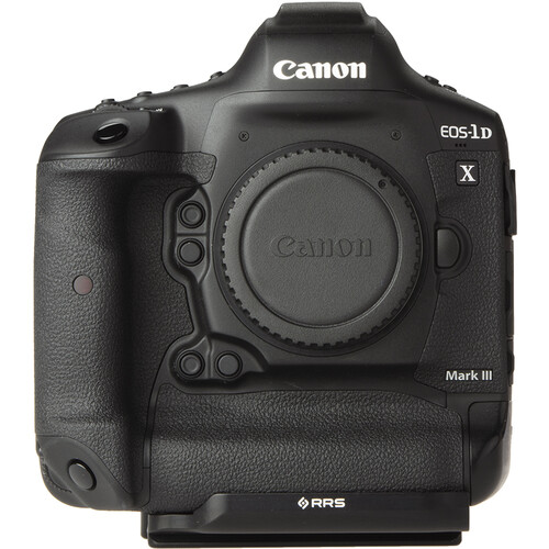 Really Right Stuff Base Plate for Canon EOS-1D X Mark III