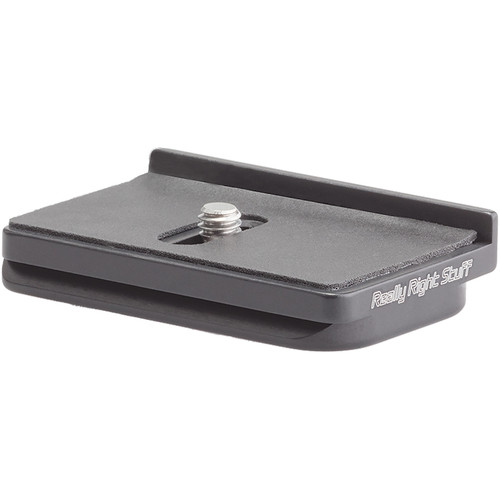 Really Right Stuff Base Plate for Nikon N80, N70, N65, and N60 Cameras