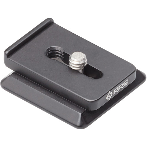 """Really Right Stuff B6 Bi-Directional Plate with 1/4""""-20 Screw"""