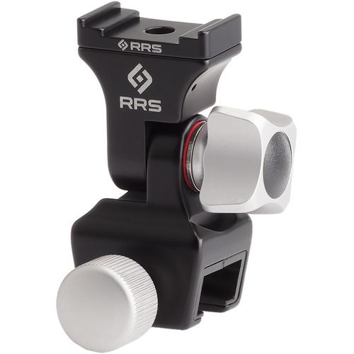 Really Right Stuff B91-QRFM Flash Mount and Strobe Cord Adapter for B91 Flash Bracket & FR-91 Flash Ring