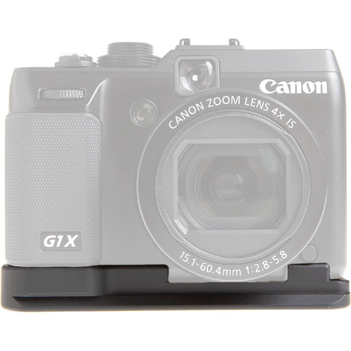 Really Right Stuff Base Plate for Canon G1 X Camera