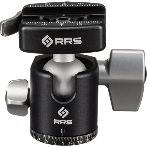 Really Right Stuff BH-30 Ball Head with Compact Lever-Release Clamp