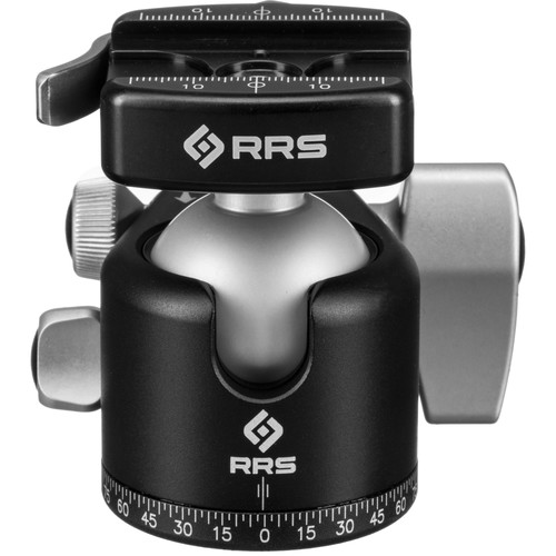 Really Right Stuff BH-40 Ball Head with Compact Lever-Release Clamp