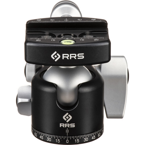 Really Right Stuff BH-40 Ball Head with Full-Size Screw-Knob Clamp