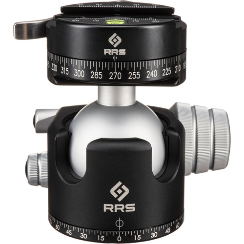 Really Right Stuff BH-55 Ball Head with Lever-Release Panning Clamp