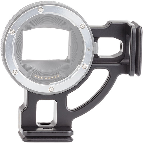 Really Right Stuff BMBEFE-L L-Plate for Metabones Canon EF Lens to Sony NEX Smart Adapter (Mark III and IV)