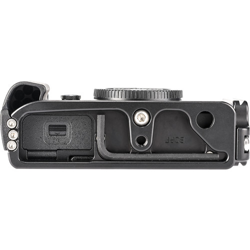 Really Right Stuff BOPF Set L-Plate and Grip for Olympus PEN-F
