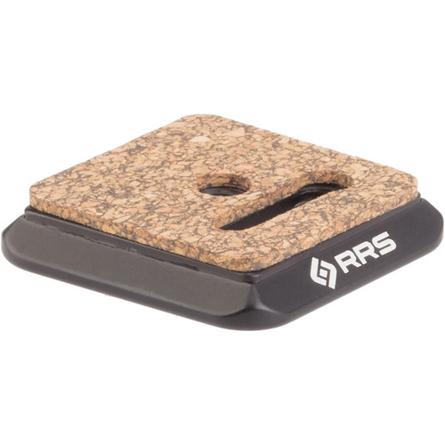 Really Right Stuff BPnS Bi-Directional Plate with Anti-Twist Cork Pad