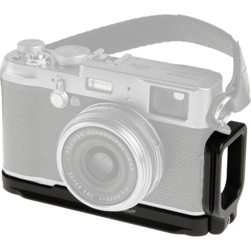 Really Right Stuff BX100-L Set L-Plate for Fujifilm X100 & X100S