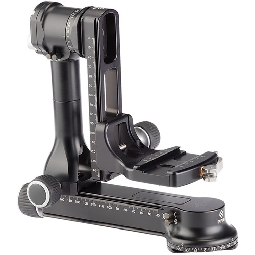 Really Right Stuff FG-02 FG Fluid-Gimbal Head with PG-CC Cradle Clamp