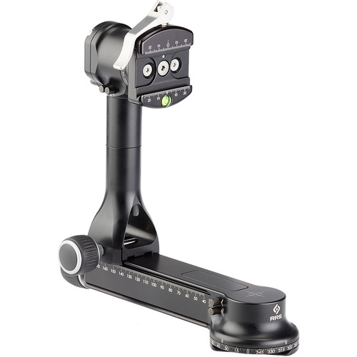 Really Right Stuff FG-02 LR Fluid-Gimbal Head with B2-LR II Lever-Release Clamp