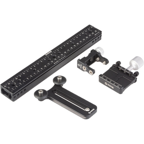 """Really Right Stuff Long Lens Support Package with Multi-Purpose Rail (270mm/10.6"""")"""