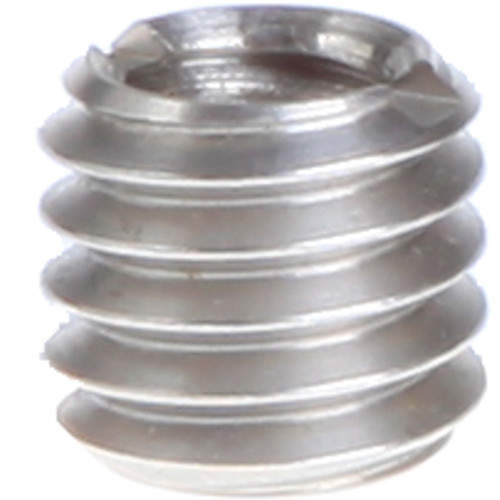 """Really Right Stuff Stainless Steel Reducer Bushing (3/8""""-16 to 1/4""""-20)"""