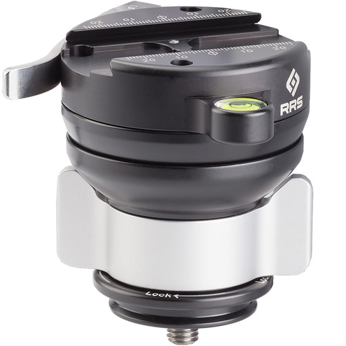 Really Right Stuff TA-2-LC Series 2 Leveling Base with Clamp