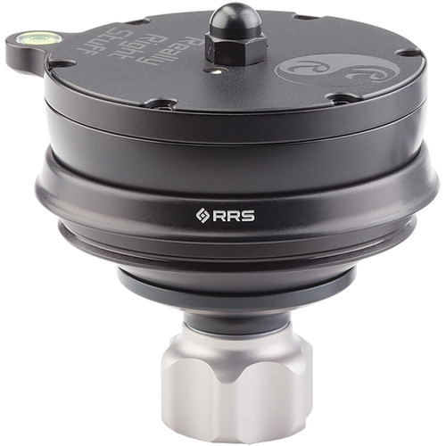 Really Right Stuff TA-4 Leveling Base with Low-Profile Knob