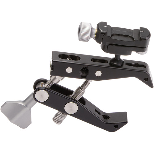 Really Right Stuff Travel Clamp Kit Includes One Each Multi-Clamp, BC-18 Micro Ball