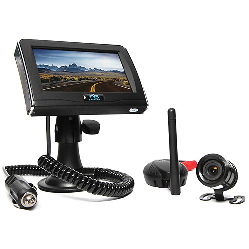Rear View Safety Wireless Backup Camera System