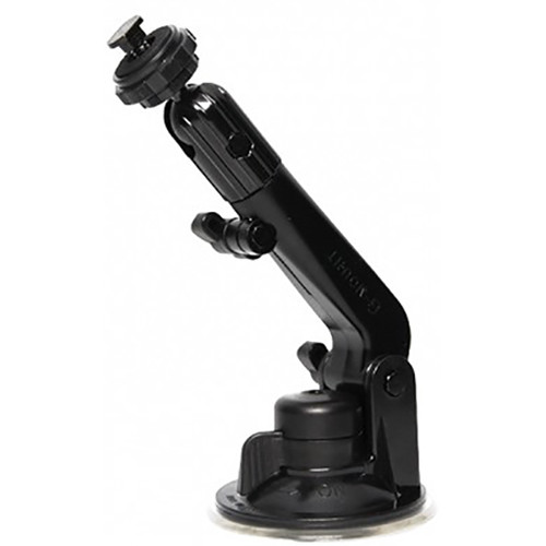Rear View Safety Flexible Monitor Mount for Vehicle Windscreen