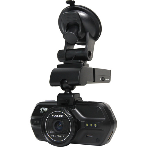 "Rear View Safety 4MP Car Dash Camera with 2.7"" Display"