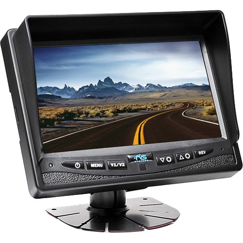 """Rear View Safety 7"""" LED Digital Color Rear View Monitor"""