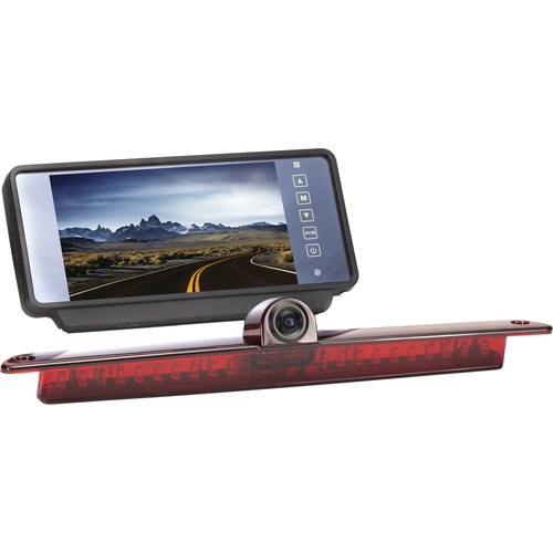 Rear View Safety RVS-916619P Rear View Camera System for Sprinter Vans
