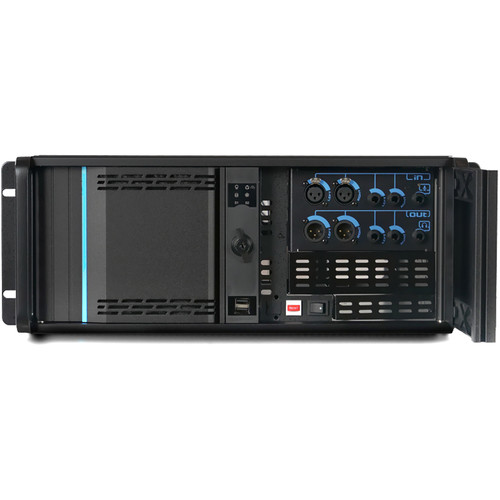 Reckeen Virtual 3D Studio 4K with 2 SDI and 2 HDMI Inputs Card with LITE License