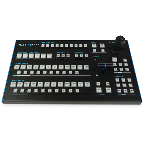 Reckeen VKey100 Control Panel with Joystick and T-Bar for Reckeen 3D Studio or LITE