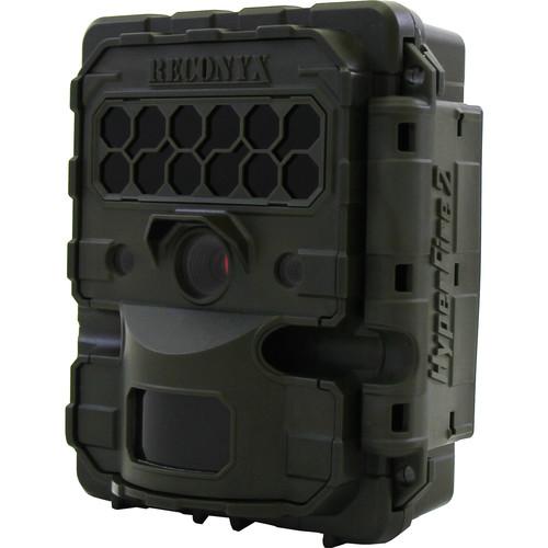 RECONYX HF2X Hyperfire 2 Trail Camera (Olive Drab Green)