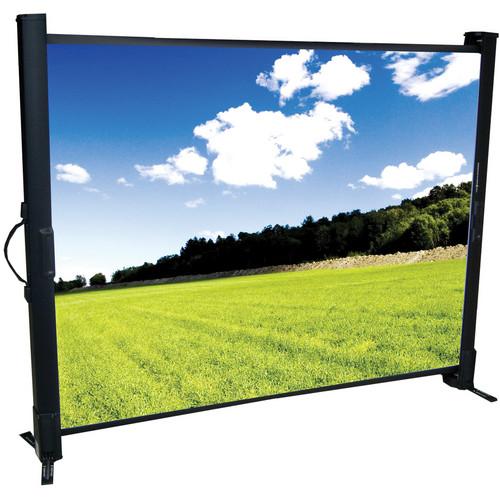 "Recordex USA MicroLite Portable Tabletop Projector Screen (24 x 32"")"