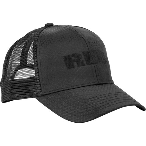 RED DIGITAL CINEMA RED Ripstop Cap (Black)