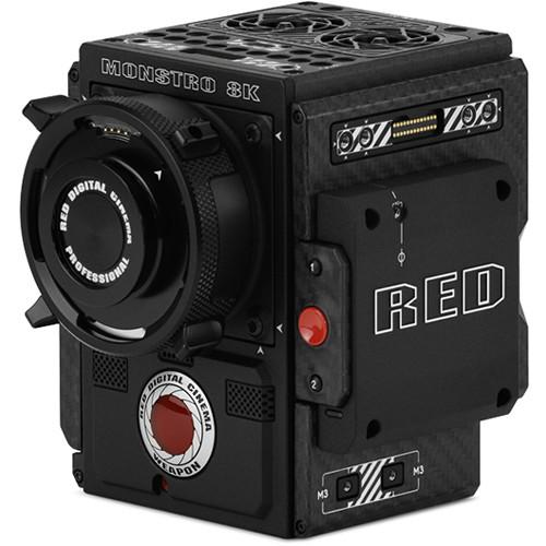 RED DIGITAL CINEMA CF WEAPON BRAIN with MONSTRO 8K VV Sensor (PL)