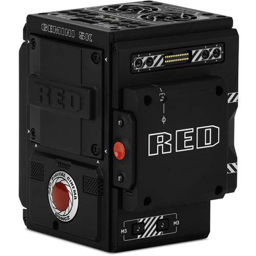 RED DIGITAL CINEMA DSMC2 BRAIN with GEMINI 5K S35 Sensor (2018 Unified DSMC2 Lineup)