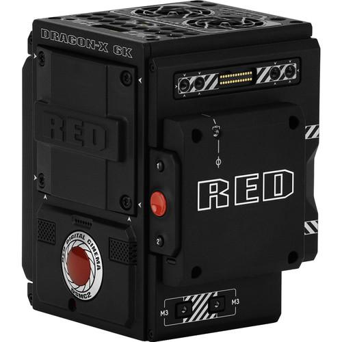 RED DIGITAL CINEMA DSMC2 BRAIN with DRAGON-X 6K S35 Sensor