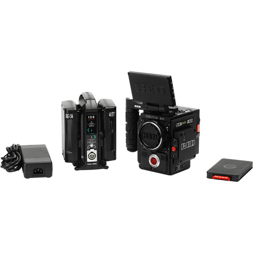 RED DIGITAL CINEMA DSMC2 HELIUM EDU Camera Kit