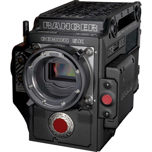 RED DIGITAL CINEMA RED RANGER with GEMINI 5K S35 Sensor (Gold Mount)