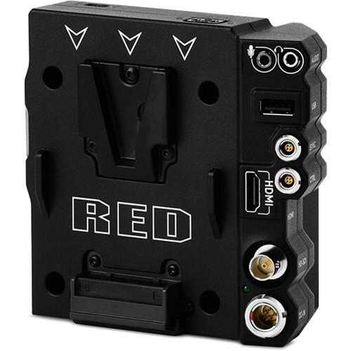 RED DIGITAL CINEMA DSMC2 V-LOCK I/O Expander