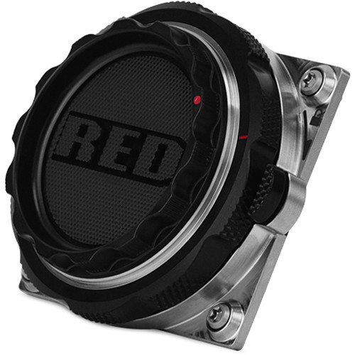 RED DIGITAL CINEMA DSMC Titanium Canon Mount