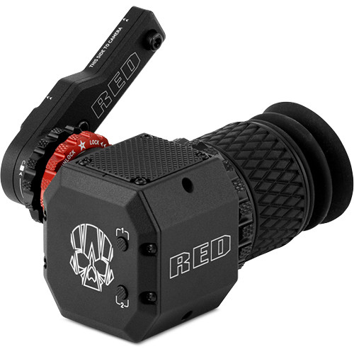 RED DIGITAL CINEMA DSMC2 OLED EVF with Mount Pack