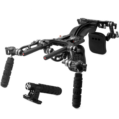 RED DIGITAL CINEMA THE CLUTCH Shoulder Rig for RED EPIC and SCARLET