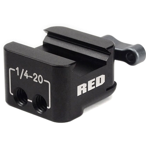 RED DIGITAL CINEMA Bolt-On SWAT Rail Clamp