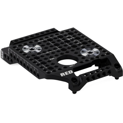 RED DIGITAL CINEMA DSMC Tactical Right Plate