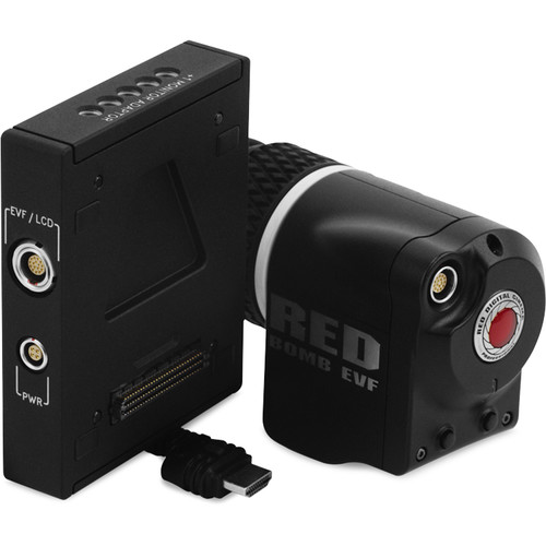 RED DIGITAL CINEMA +1 Adaptor Module with RED PRO EVF Pack