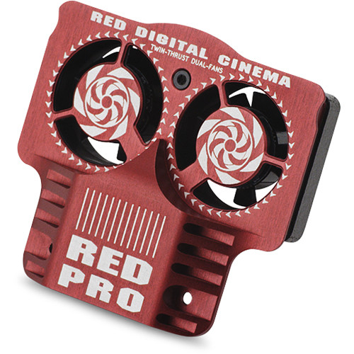 RED DIGITAL CINEMA DSMC Fan 2.0 Upgrade Kit for Epic Camera (Top)