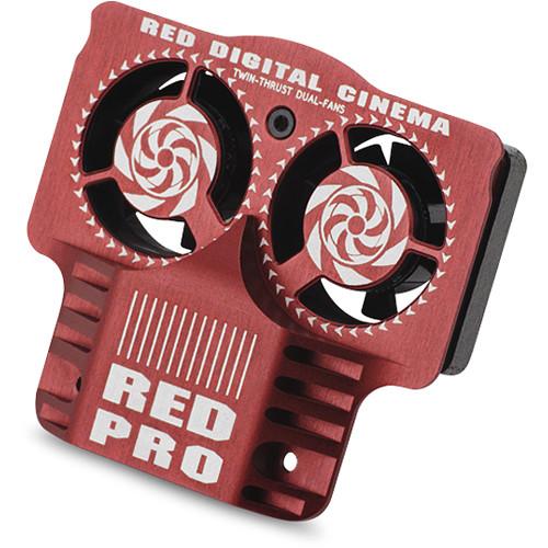 RED DIGITAL CINEMA DSMC Fan 2.0 Upgrade Kit with SCARLET Fan Grill Icon (Top)