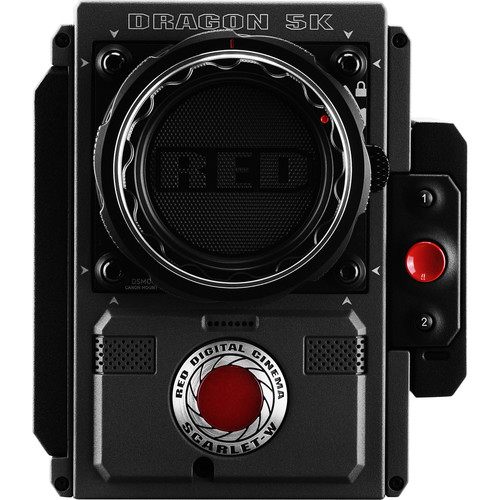 RED DIGITAL CINEMA SCARLET-W BRAIN with DRAGON 5K Sensor (3-Pack OLPF)