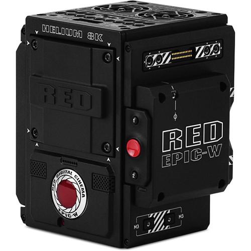 RED DIGITAL CINEMA Epic-W Helium 8K S35 Brain (3-Pk OLPF)