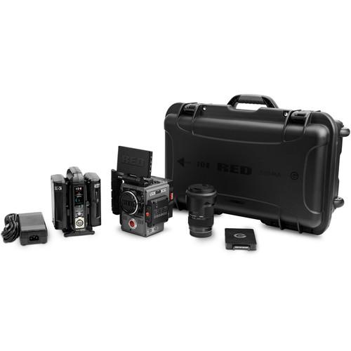 RED DIGITAL CINEMA SCARLET-W Camera Kit (DSMC2)